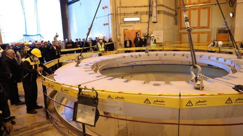 مفاعل آراك النووي