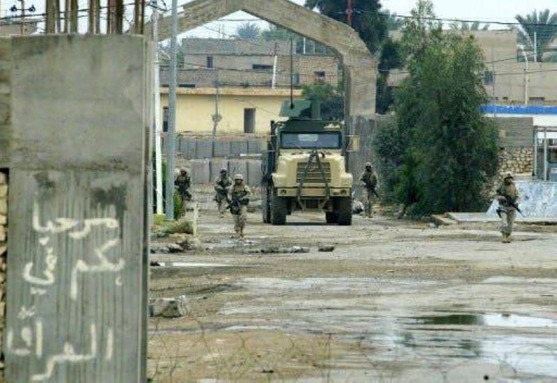 الحدود السورية العراقية.