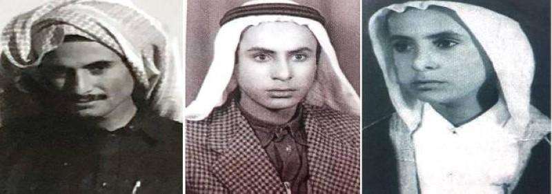 القشعمي في طفولته وصباه وشبابه