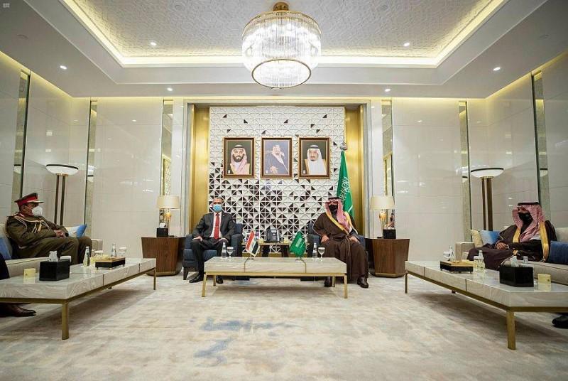 وزير الداخلية: لقاء ولي العهد والكاظمي رسم الخطوط العريضة للعلاقات بين المملكة والعراق
