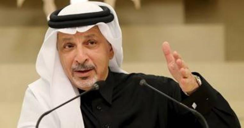 وزير الدولة لشؤون الدول الإفريقية أحمد قطان.