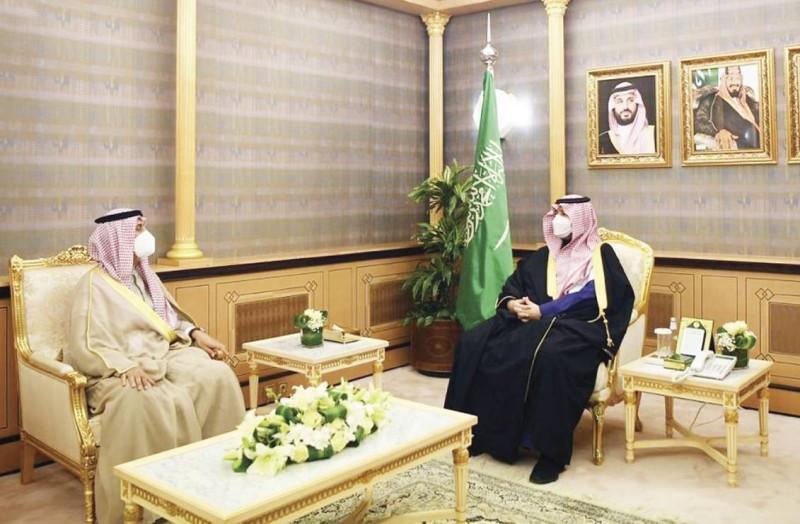 سفير الكويت: مشاركة السعودية في أفراحنا عمق تاريخي