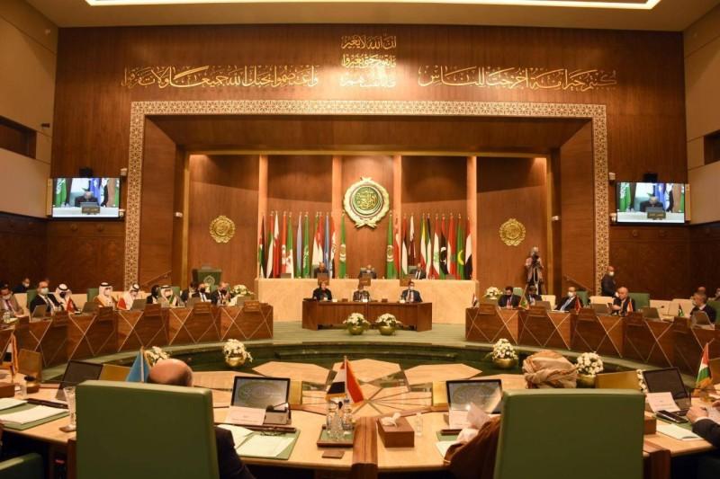 الاجتماع الوزاري العربي.