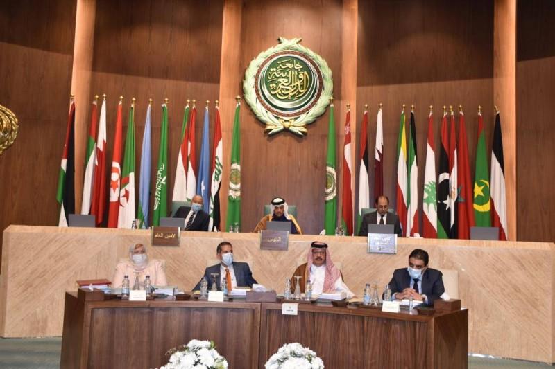 الاجتماع الوزراي العربي.