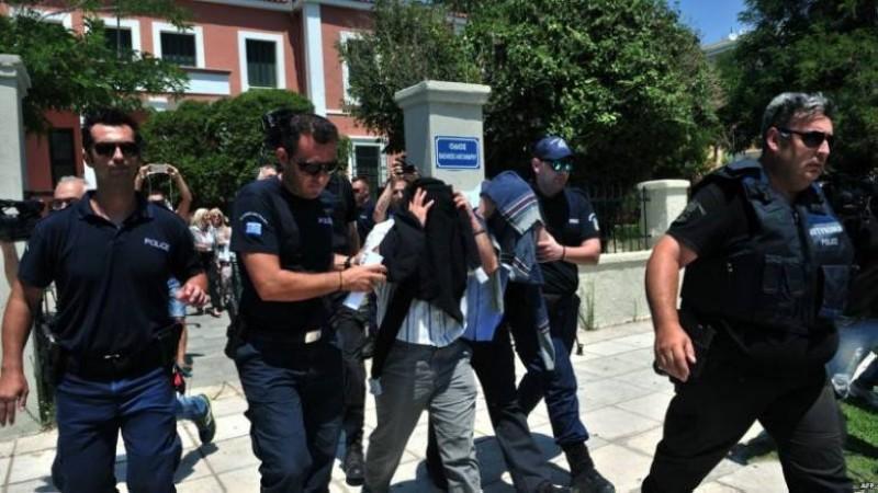 الشرطة التركية تواصل عمليات القمع والاعتقال.