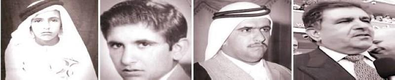 الشيخ حمدان بن راشد بن سعيد آل مكتوم رحمه الله.