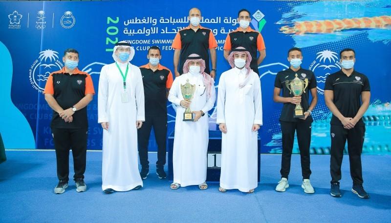 الفيصل يتوج أبطال الصفا بكأس البطولة.