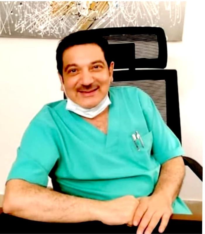 الدكتور هيثم محمود شاولي.