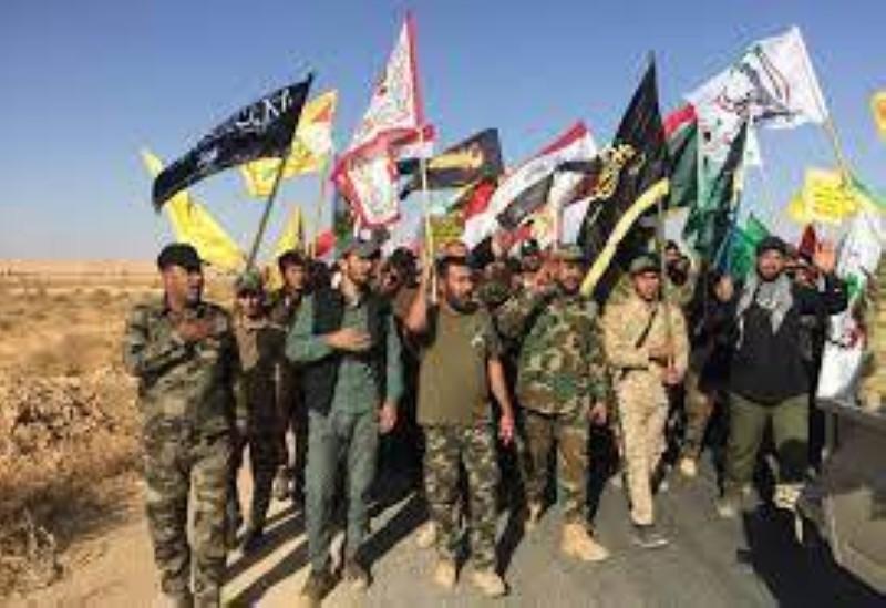 المليشيات العراقية.
