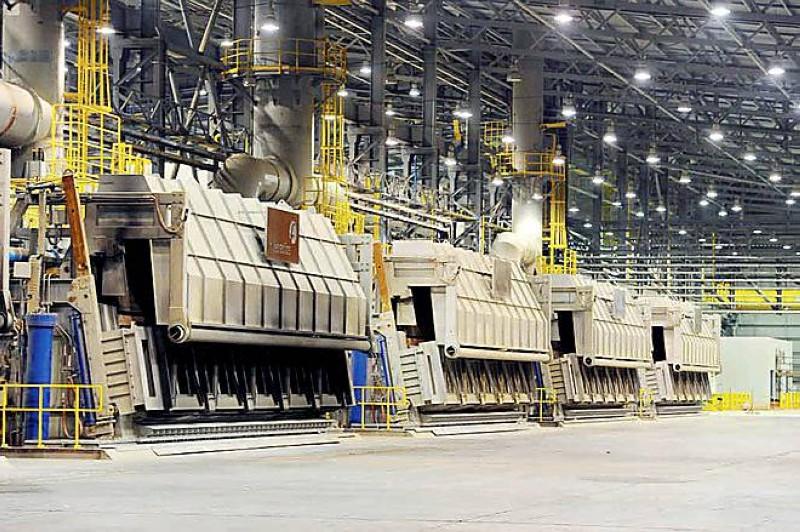 خدمات وزارة الصناعة لن تقدم للمصانع غير المستكملة لباقي التراخيص.