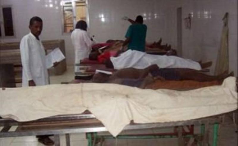 جثث في السودان.