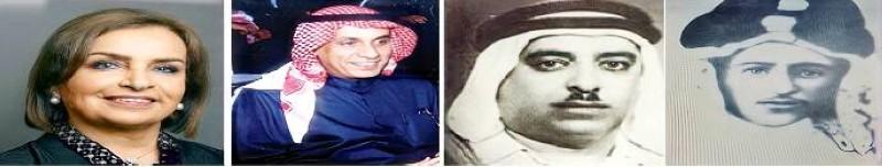 أبناء الملا صالح: محمد الأول، عبدالله، محمد الثاني، ولولوة.