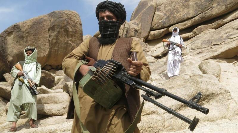 مسلحون من طالبان
