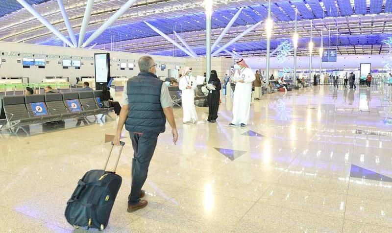 هيئة الطيران المدني استعدت وسط تطبيق الإجراءات الاحترازية والتدابير الوقائية.