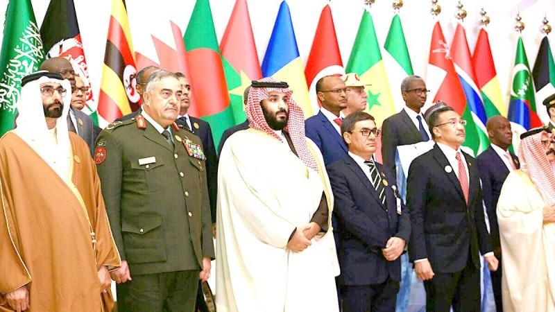 التحالف الإسلامي العسكري يعزز الحرب الدولية على التطرف.