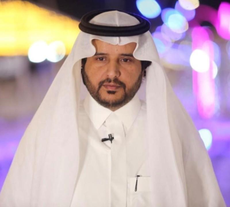 المهندس فهد بن ابراهيم العنزي.