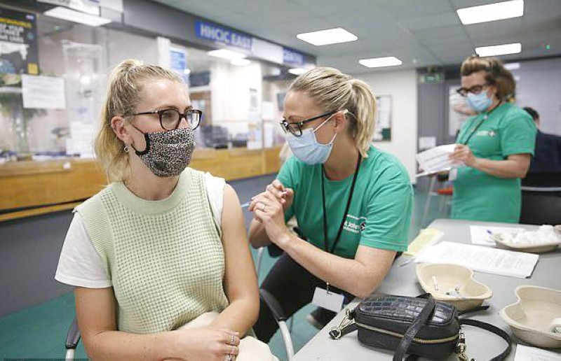 ألمانيا توشك على إصدار شهادة تطعيم رقمية الشهر الجاري.