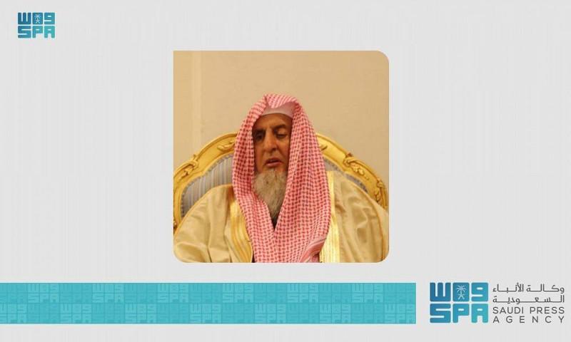 الشيخ عبدالعزيز آل الشيخ
