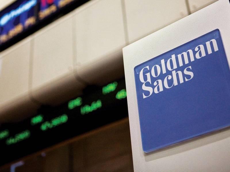 بنك الاستثمار الأمريكي «غولدمان ساكس».