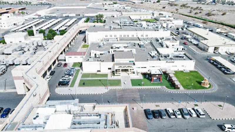 مستشفى الأمير سلطان للقوات المسلحة في المدينة المنورة (واس)