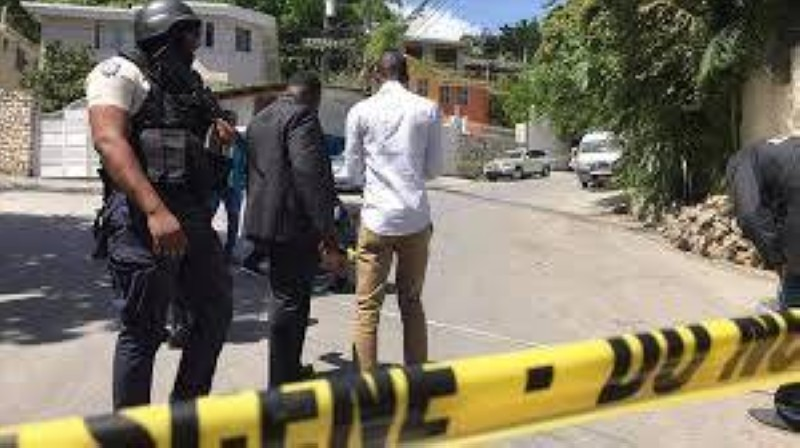 شرطة هايتي