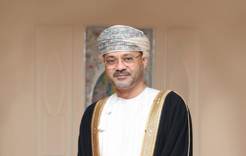 وزير الخارجية العماني.
