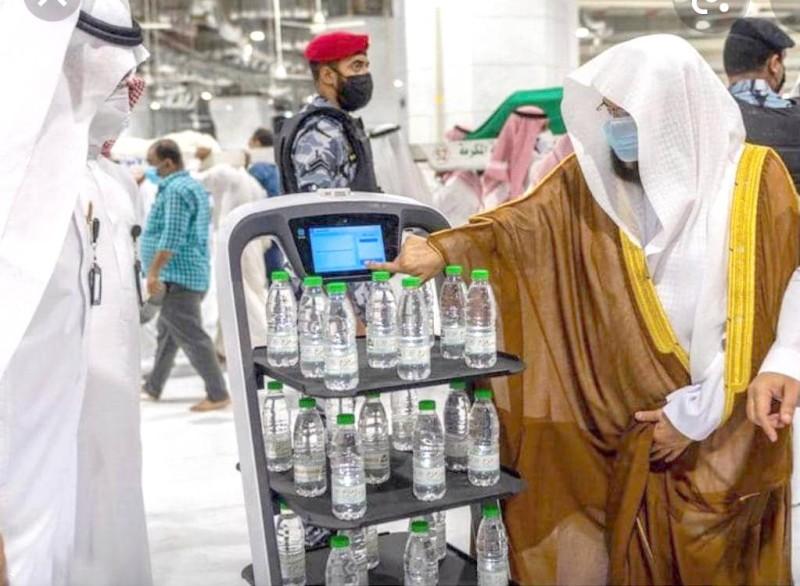 نجحت رئاسة المسجد الحرام في تعزيز عمل الذكاء الاصطناعي.
