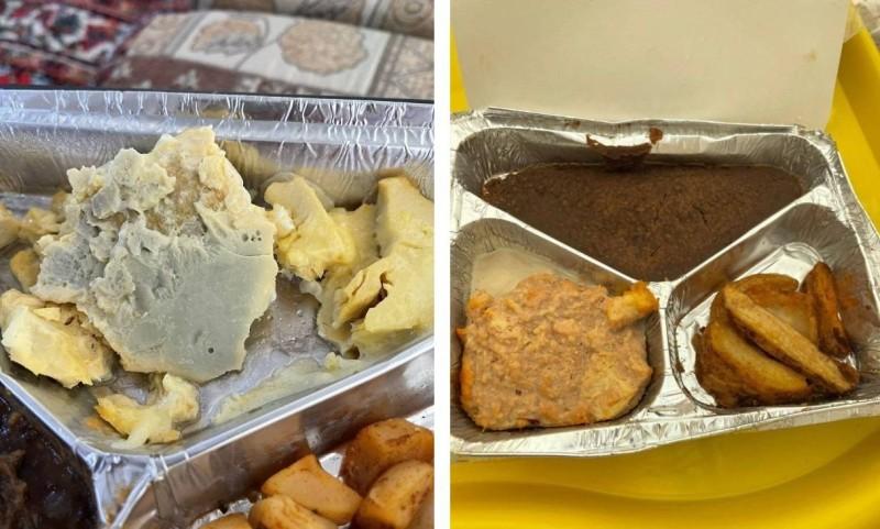 وجبات إعاشة تم تقديمها للحجاج