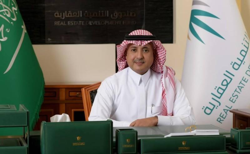 الرئيس التنفيذي لـ«الصندوق العقاري» منصور بن ماضي