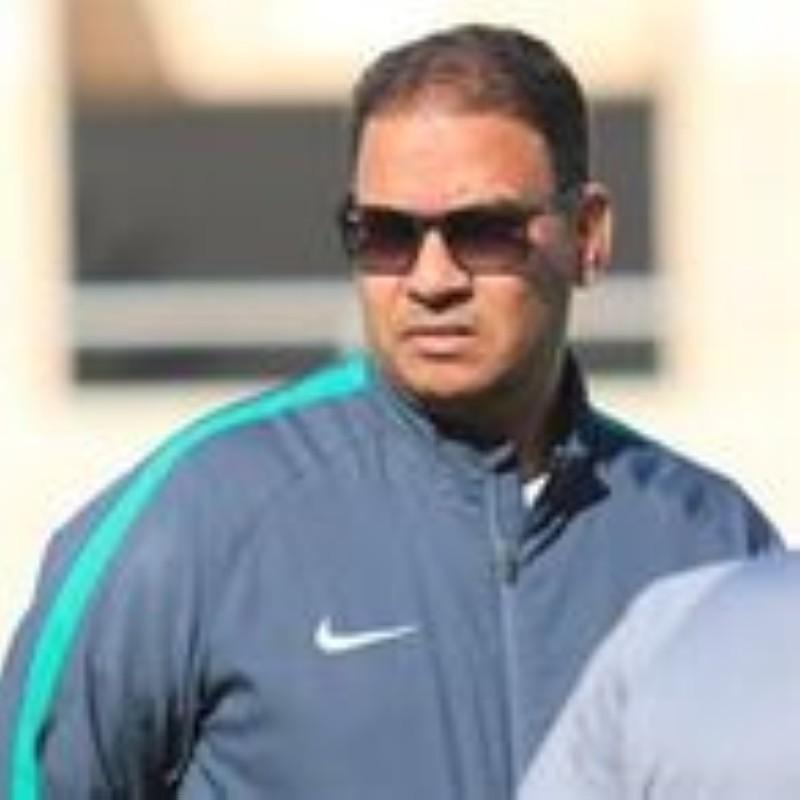 المدرب الوطني يوسف الغدير.