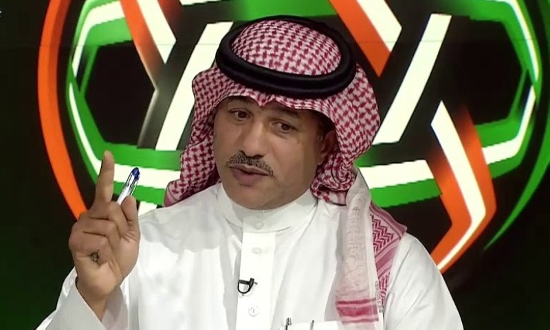 سعود الحماد.