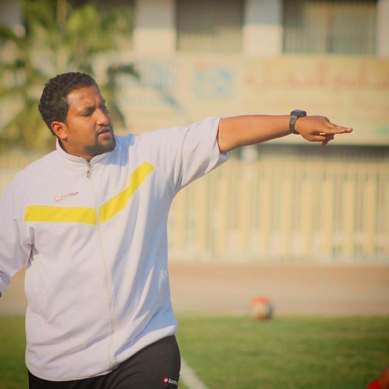 المدرب الوطني إبراهيم جاسم