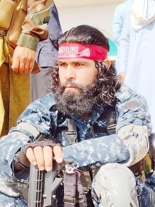 مقاتل من طالبان. (متداولة)
