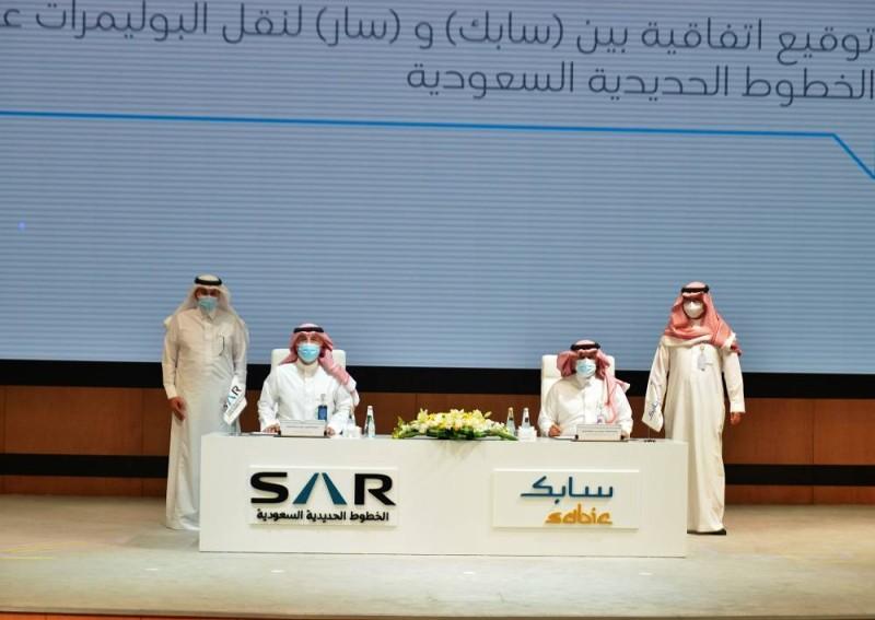 توقيع اتفاقية نقل البوليمرات بين «سار» و«سابك»