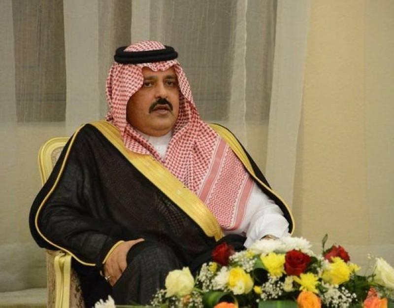 أمير حائل الأمير عبدالعزيز بن سعد بن عبدالعزيز