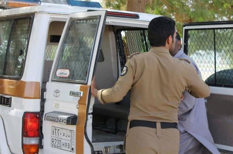 ضبط أحد المخالفين في حملة أمنية ميدانية