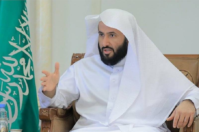 وزير العـدل الدكتور وليد الصمعاني