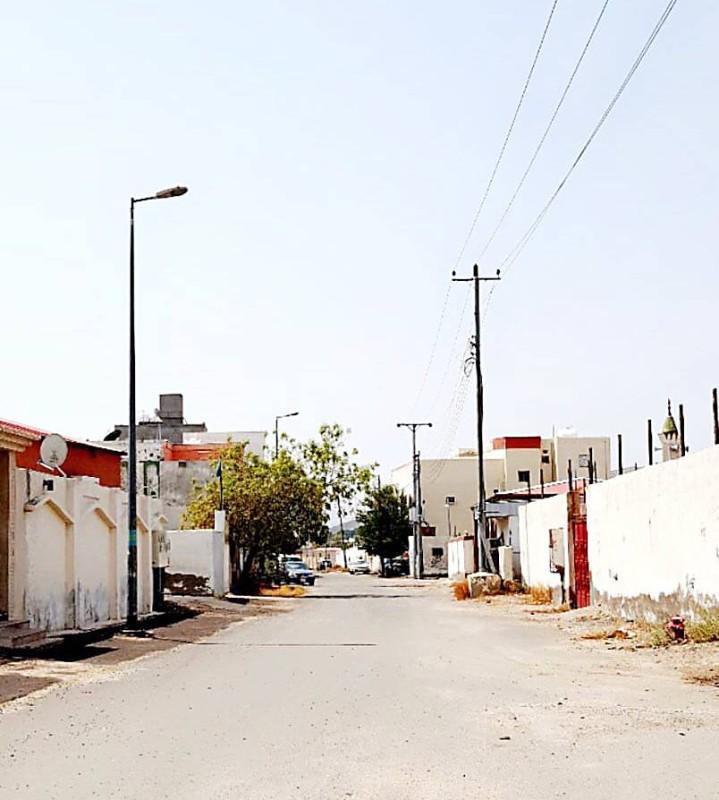 جانب من حي جعرانة.  (تصوير: المحرر)