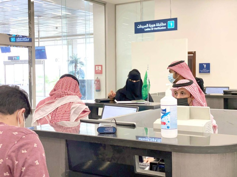 الجوازات تشدد على اتباع إجراءات التأشيرات لعدم التعرض لعقوبات النظام. (علاقات الجوازات)