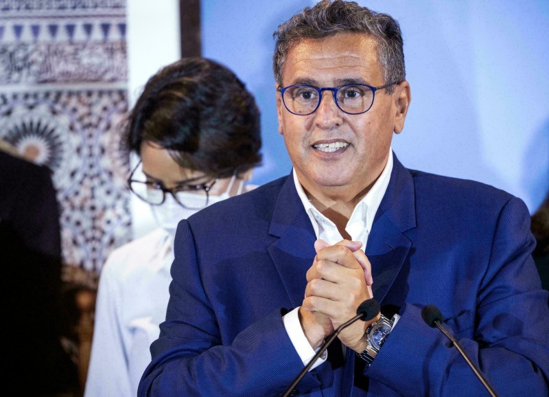 رئيس الحكومة المغربية.