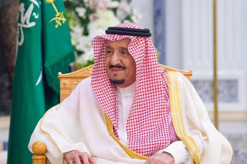 خادم الحرمين الشريفيـن الملك سلمان بن عبدالعزيز