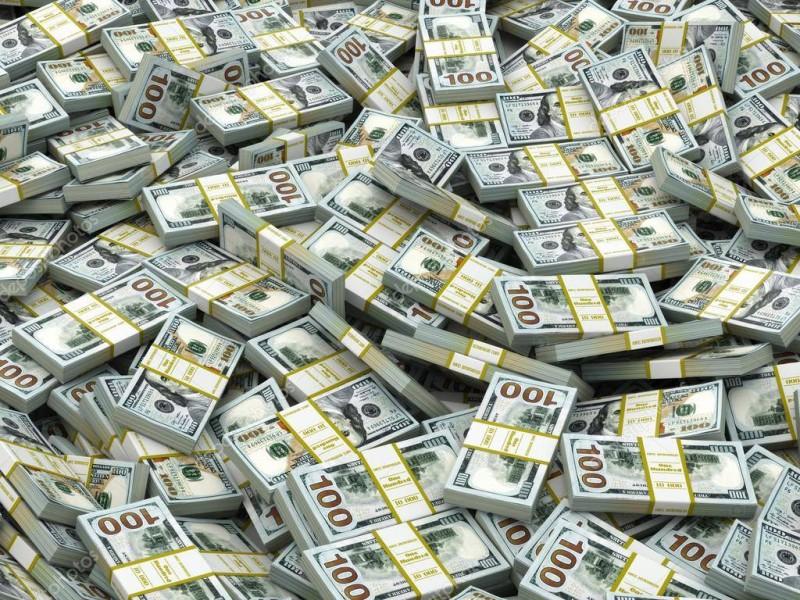 26 % ارتفاع معروض الدولار خلال فترة ما بعد كورونا. (ديبوست فوتوس)