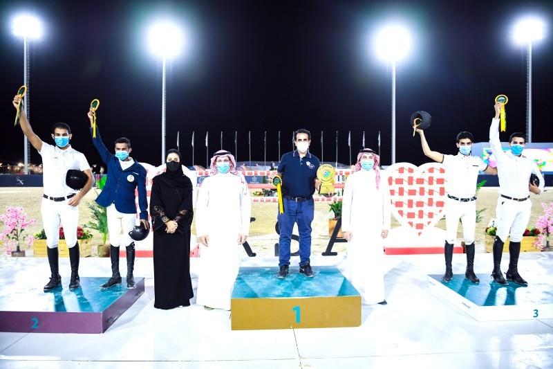 تكريم الفائزين بكأس اليوم الوطني.