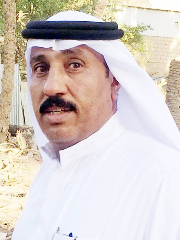 عبدالله الخزام