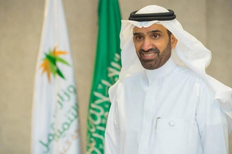 وزير الموارد البشرية والتنمية الاجتماعية المهندس أحمد بن سليمان الراجحي
