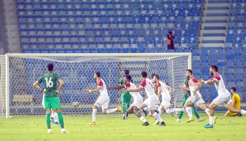 الأداء القتالي للاعبي الأردن توج بانتصار تاريخي على الأخضر الأولمبي في نهائي بطولة غرب آسيا.
